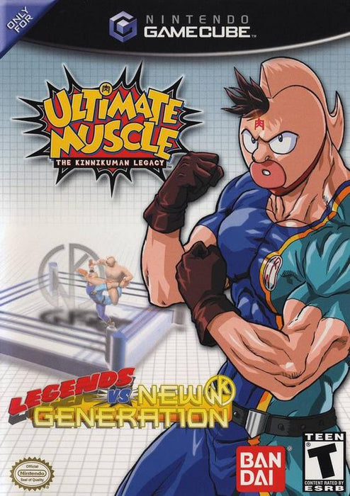 Ultimate Muscle Legends vs. New Generation - Gamecube
