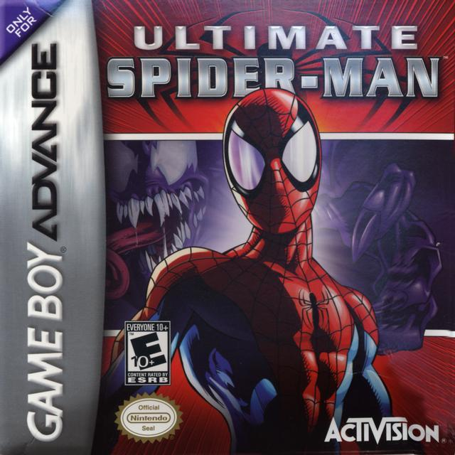 Ultimate Spider-Man - Game Boy Advance