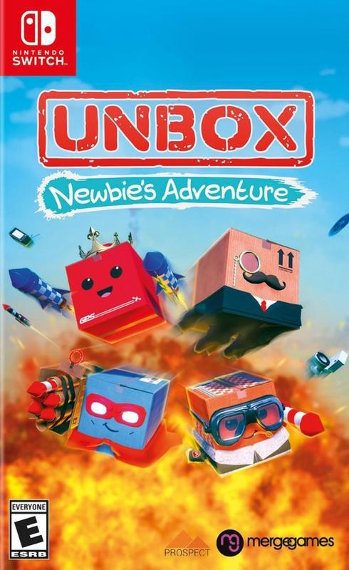 Unbox Newbies Adventure - Nintendo Switch