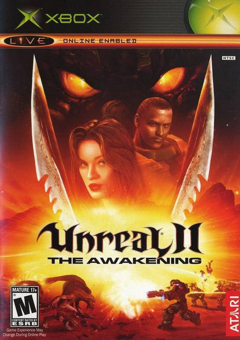 Unreal II The Awakening - Xbox