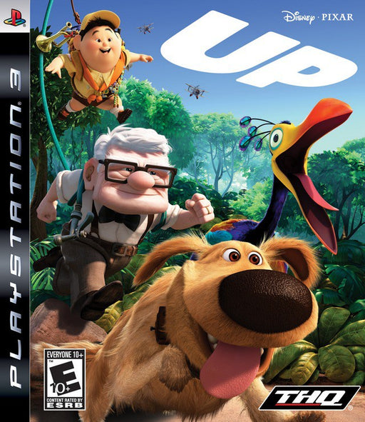 Up - PlayStation 3