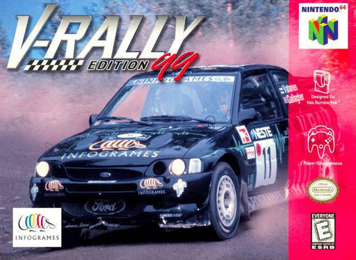 V-Rally Edition 99 - Nintendo 64