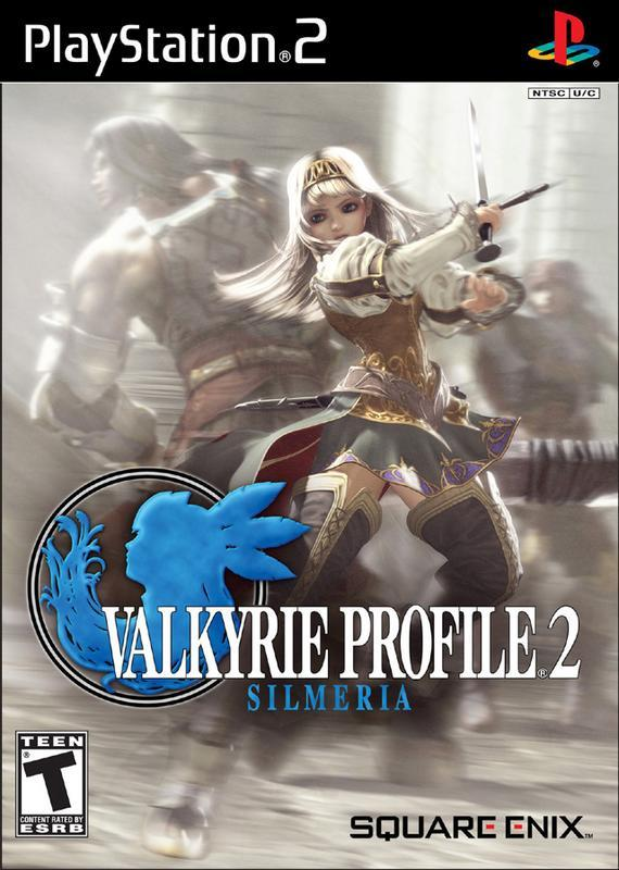 Valkyrie Profile 2 Silmeria - PlayStation 2