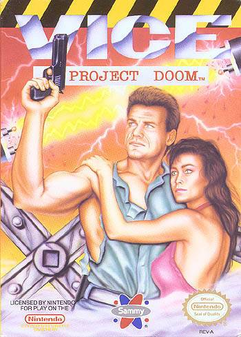 Vice Project Doom - Nintendo Entertainment System
