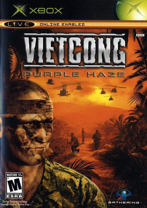 Vietcong Purple Haze - Xbox