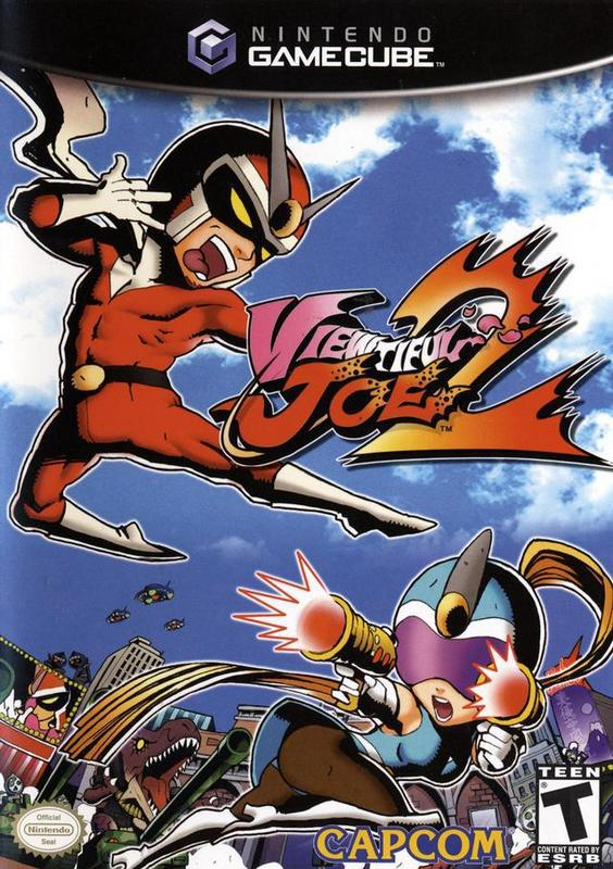 Viewtiful Joe 2 - Gamecube