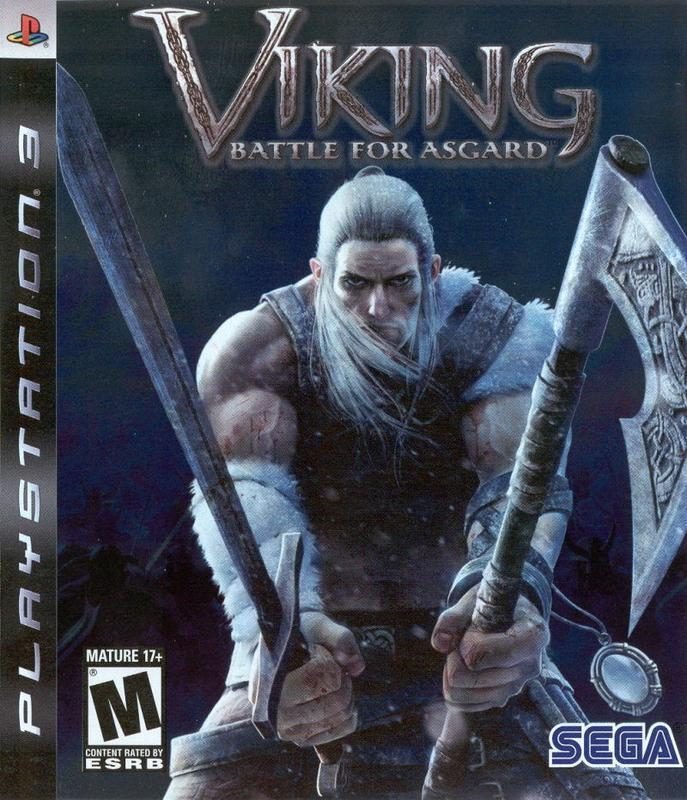 Viking Battle for Asgard - PlayStation 3
