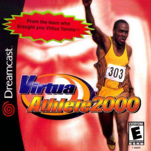 Virtua Athlete 2000 - Sega Dreamcast