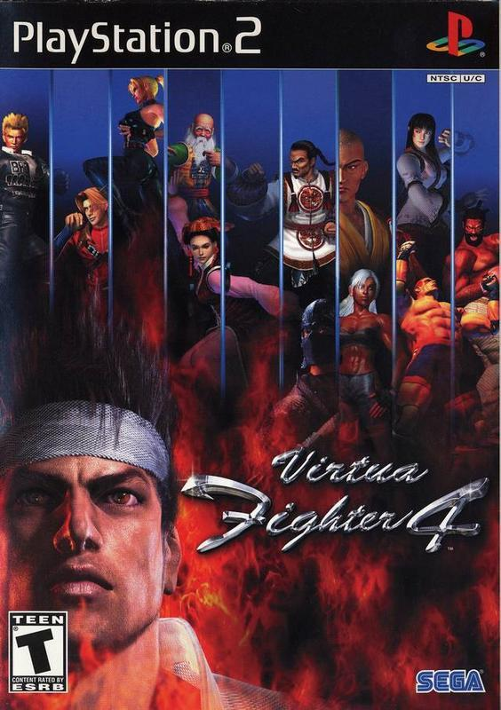 Virtua Fighter 4 - PlayStation 2