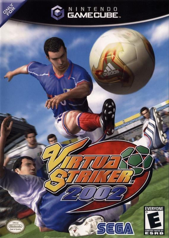 Virtua Striker 2002 - Gamecube