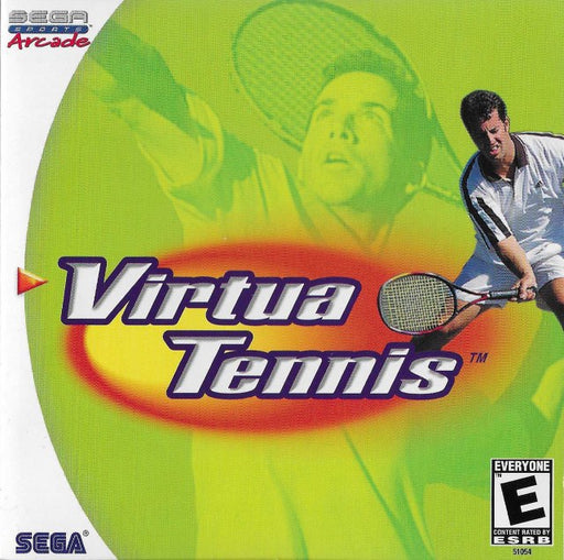 Virtua Tennis - Sega Dreamcast