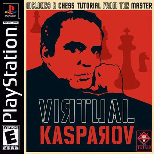 Virtual Kasparov - PlayStation 1