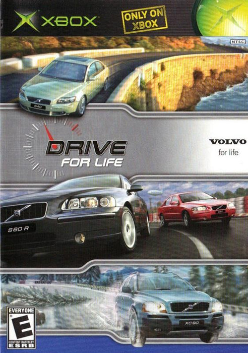 Volvo Drive For Life - Xbox