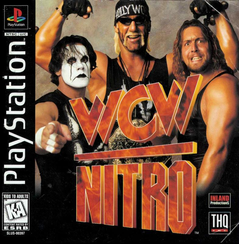 WCW Nitro - PlayStation 1
