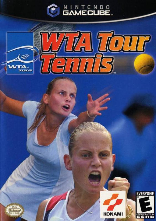 WTA Tour Tennis - Gamecube