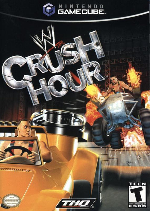 WWE Crush Hour - Gamecube