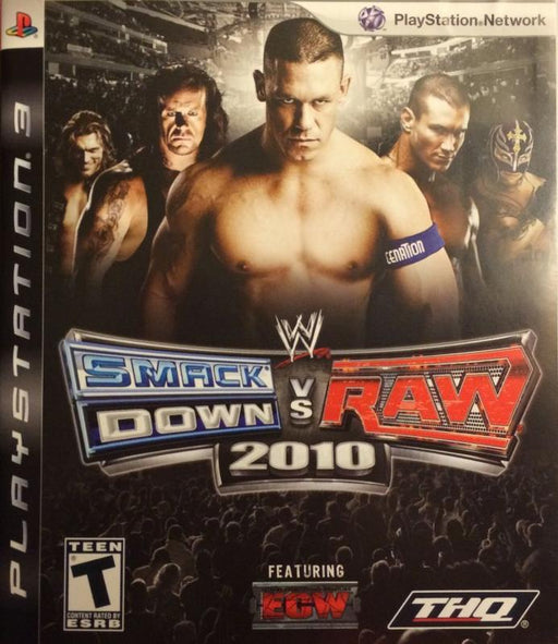WWE SmackDown vs. Raw 2010 - PlayStation 3