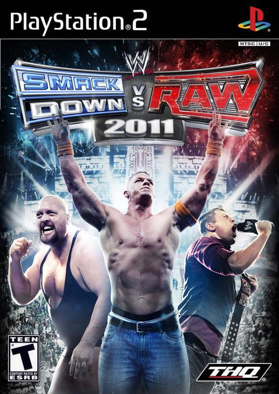 WWE SmackDown vs. Raw 2011 - PlayStation 2