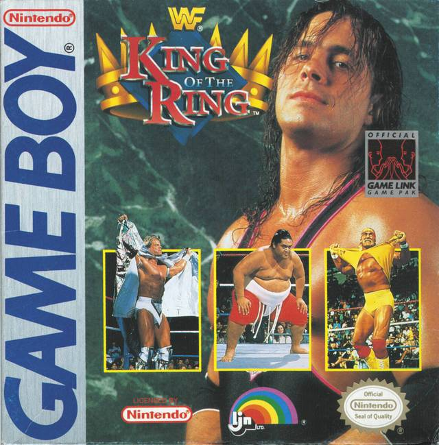 WWF King of the Ring - Game Boy