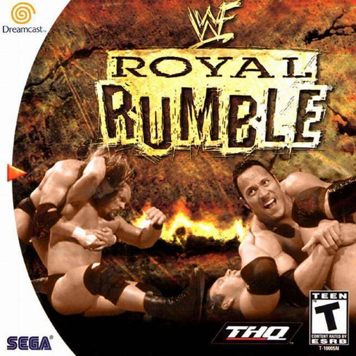 WWF Royal Rumble - Sega Dreamcast