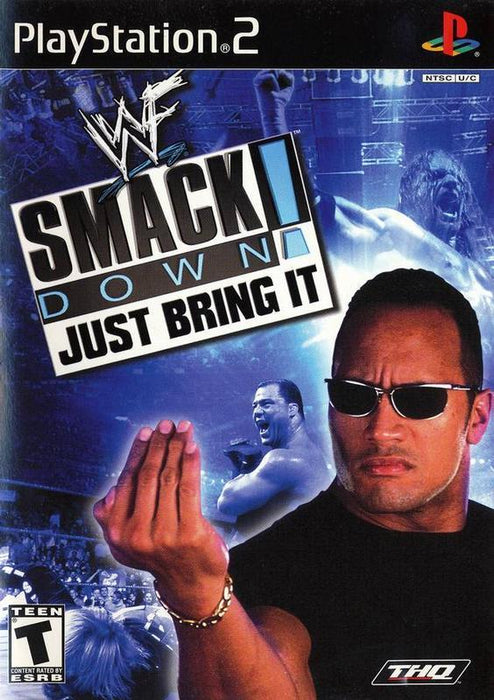 WWF SmackDown! Just Bring It - PlayStation 2