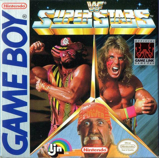 WWF Superstars - Game Boy