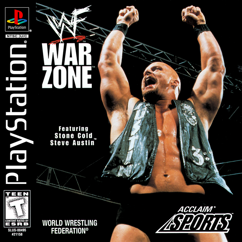 WWF War Zone - PlayStation 1
