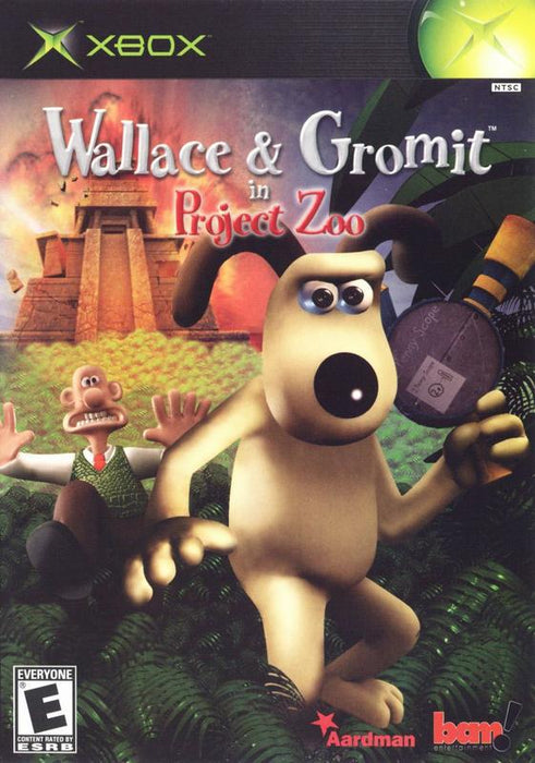 Wallace & Gromit in Project Zoo - Xbox