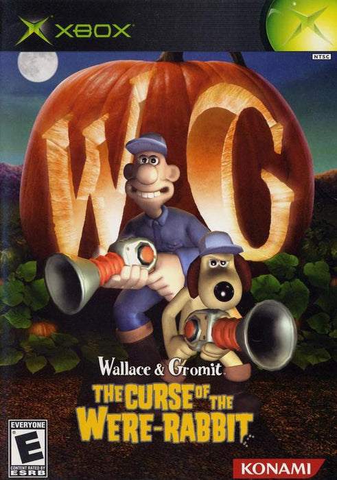 Wallace & Gromit The Curse of the Were-Rabbit - Xbox