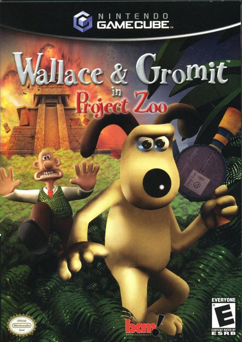 Wallace & Gromit in Project Zoo - Gamecube