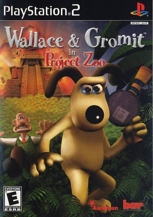 Wallace & Gromit in Project Zoo - PlayStation 2