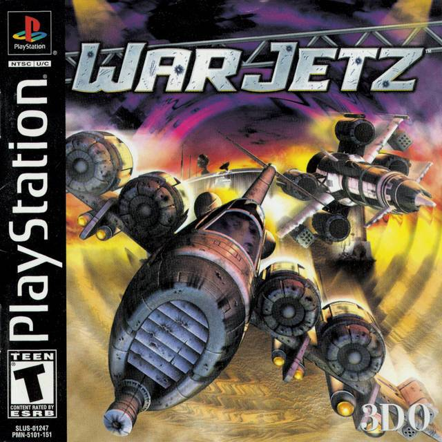 WarJetz - PlayStation 1