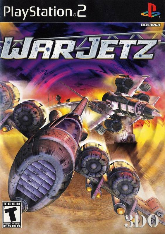 WarJetz - PlayStation 2