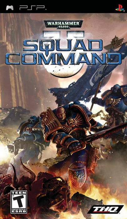 Warhammer 40000 Squad Command - PlayStation Portable