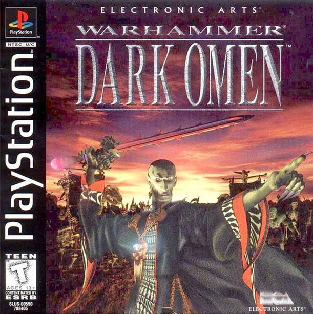 Warhammer Dark Omen - PlayStation 1