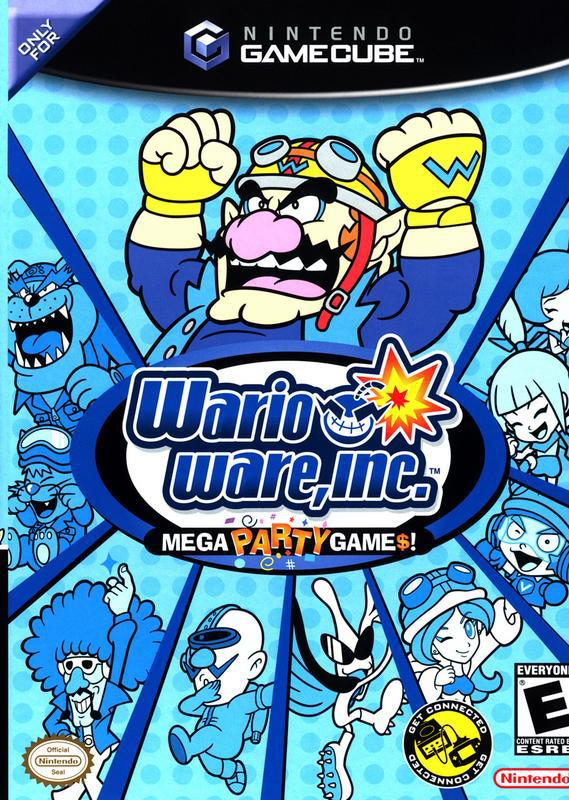 WarioWare Inc. Mega Party Game$