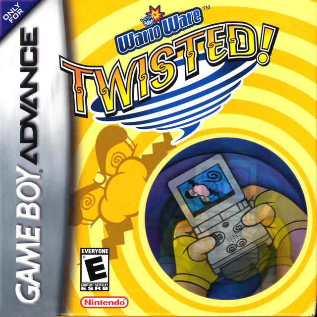 WarioWare Twisted! - Game Boy Advance
