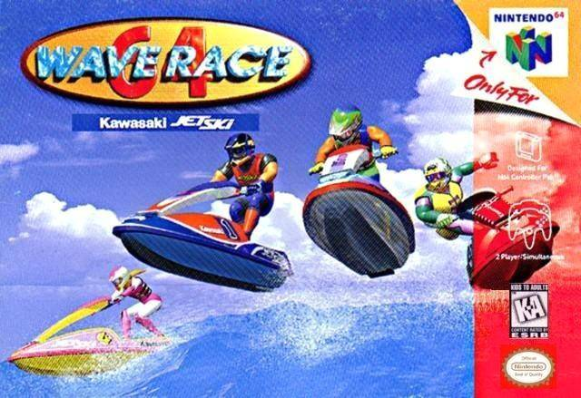 Wave Race 64 - Nintendo 64