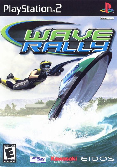 Wave Rally - PlayStation 2