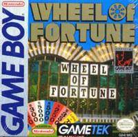 Wheel of Fortune - Game Boy