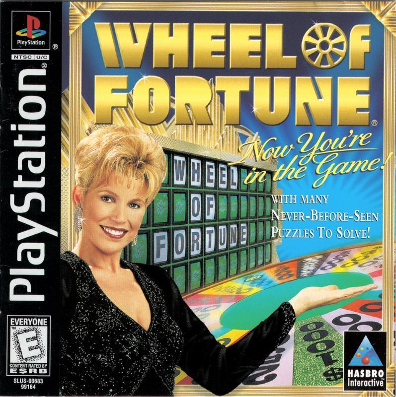 Wheel of Fortune - PlayStation 1