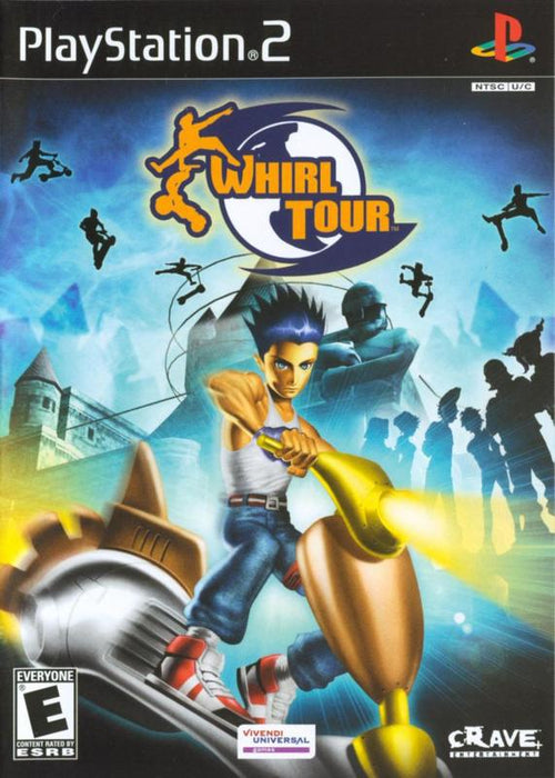 Whirl Tour - PlayStation 2