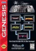 Williams Arcades Greatest Hits - Sega Genesis
