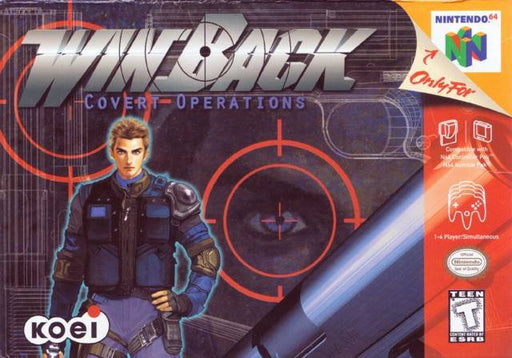 WinBack Covert Operations - Nintendo 64