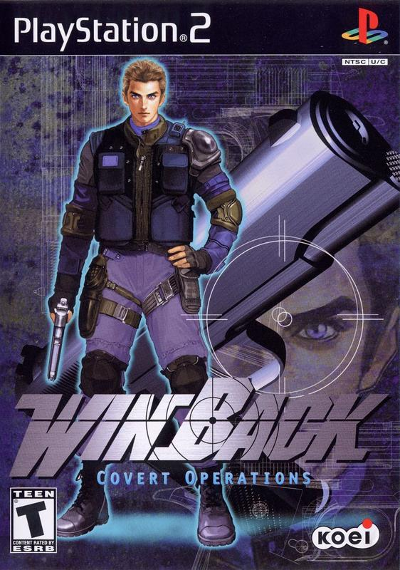 WinBack Covert Operations - PlayStation 2