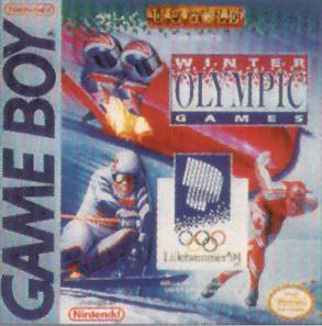 Winter Olympic Games Lillehammer 94 - Game Boy