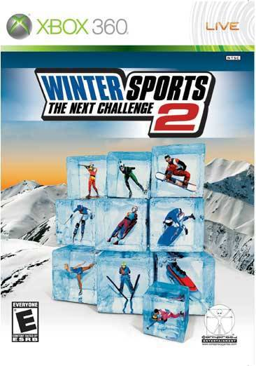 Winter Sports 2 The Next Challenge - Xbox 360