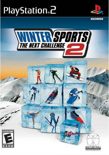 Winter Sports 2 The Next Challenge - PlayStation 2