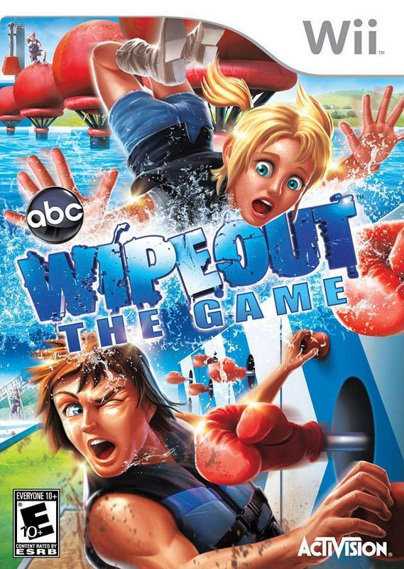 Wipeout The Game - Wii