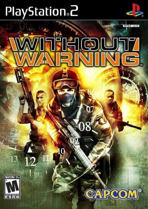 Without Warning - PlayStation 2